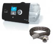 AirSense 10 AutoSet Auto-CPAP Gerät mit Anfeuchter und Schlauchheizung