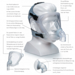 FitLife Total Face Maske