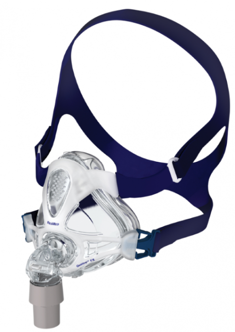 ResMed Quattro FX FullFace Maske