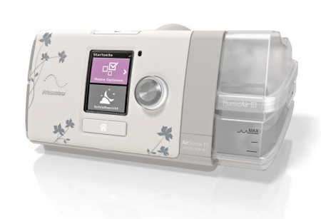 AirSense 10 AutoSet for Her Auto-CPAP Ger�t